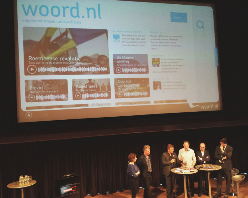 Lancering Woord.nl