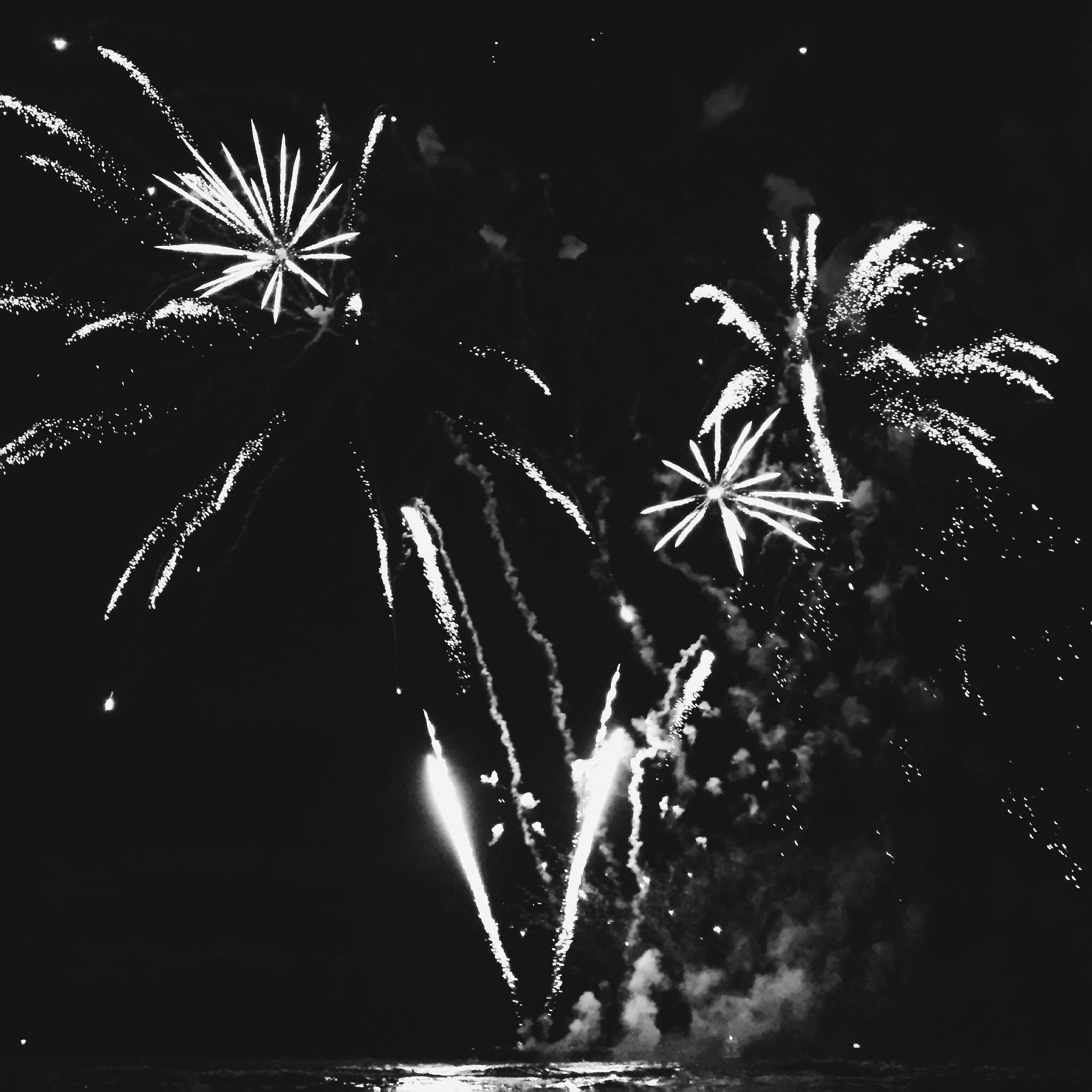 fonografie: Vuurwerkfestival Scheveningen 2014