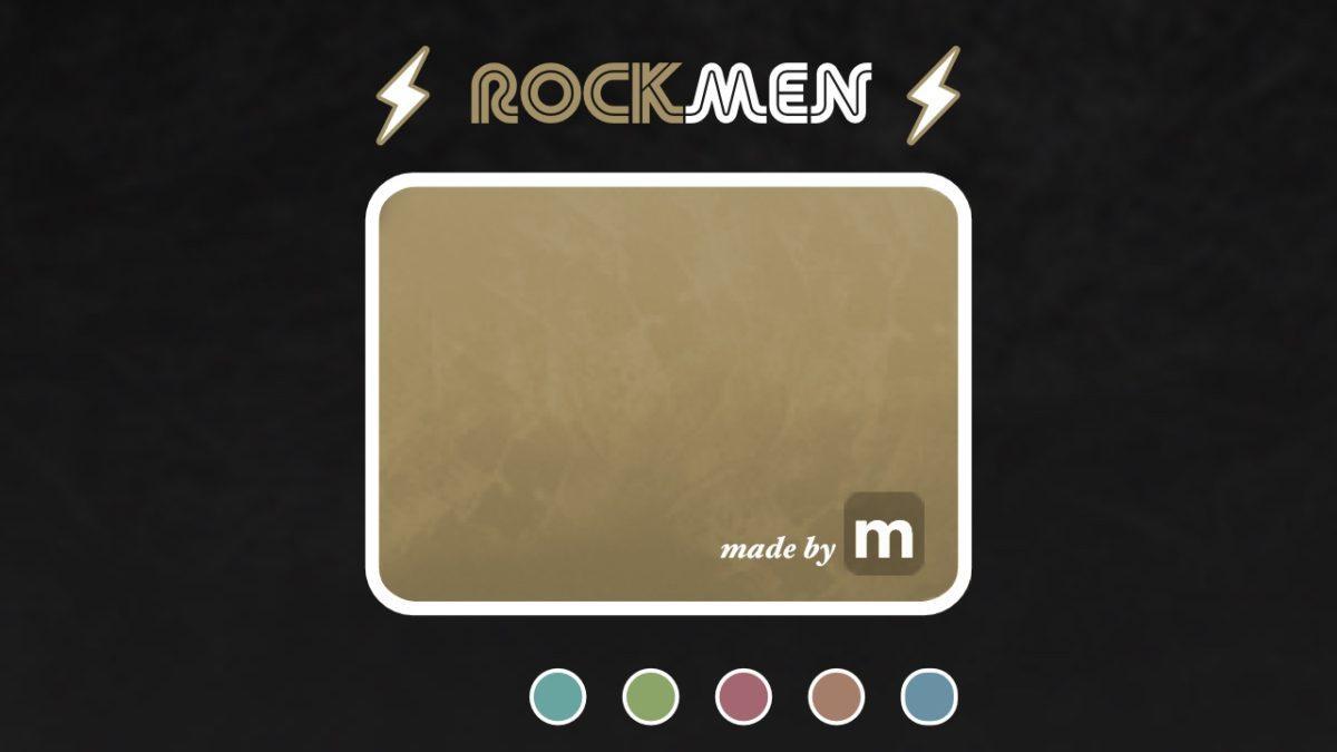 Product nummer 3 in mijn webshop: Rockmen